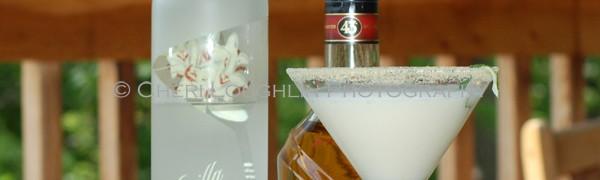 Key Lime Cocktail - copyright Cheri Loughlin - Cocktail Stock Photography www.cheriloughlin.com
