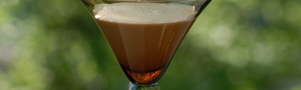 Chocolate Diamond Martini - recipe courtesy Three-O Vodka - photo by Cheri Loughlin, The Intoxicologist
