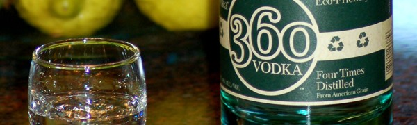 360 Vodka Tasting - photo copyright Cheri Loughlin