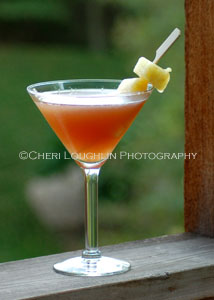 Pineapple Pina - photo copyright Cheri Loughlin