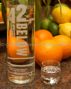 42BELOW Vodka Neat - photo copyright Cheri Loughlin