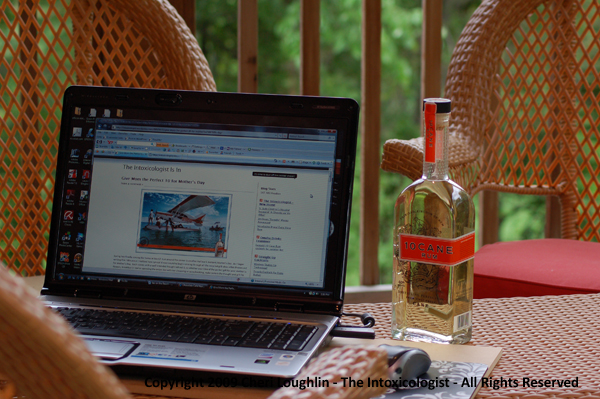 10 Cane Rum on the Deck - photo copyright Cheri Loughlin