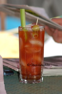 Bloody Mary - copyright Cheri Loughlin