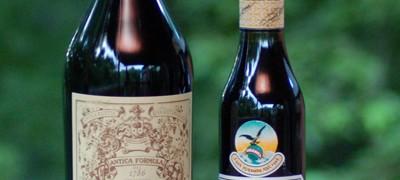 Carpano Antica and Fernet-Branca - photo copyright Cheri Loughlin