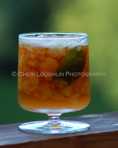 Dark and Stormy - photo copyright Cheri Loughlin