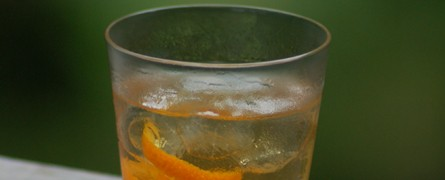 Almond Old Fashioned - Oro Tequila classic - photo copyright Cheri Loughlin