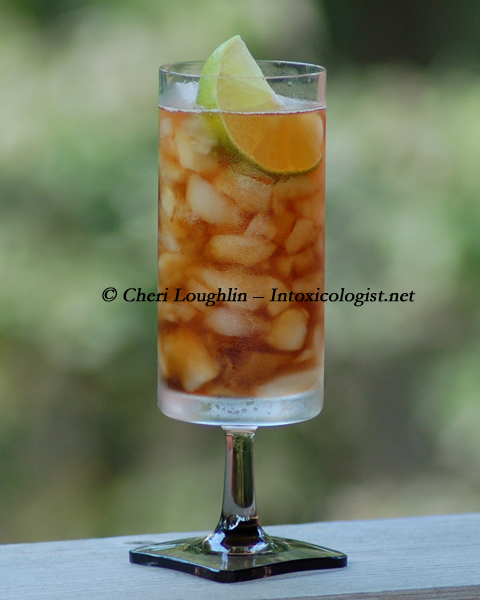 Original Bacardi Cuba Libre - Rum Classic - photo copyright Cheri Loughlin