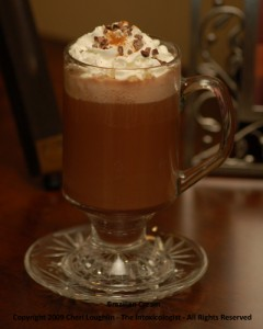 Brazilian Cream Kahlua Coffee Cream - Created by Cheri Loughlin - photo copyright Cheri Loughlin