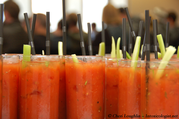 Bloody Marys in a Row - CWC - photo copyright Cheri Loughlin