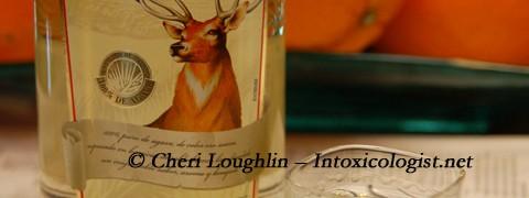 Cazadores Reposado Tequila Neat - photo copyright Cheri Loughlin