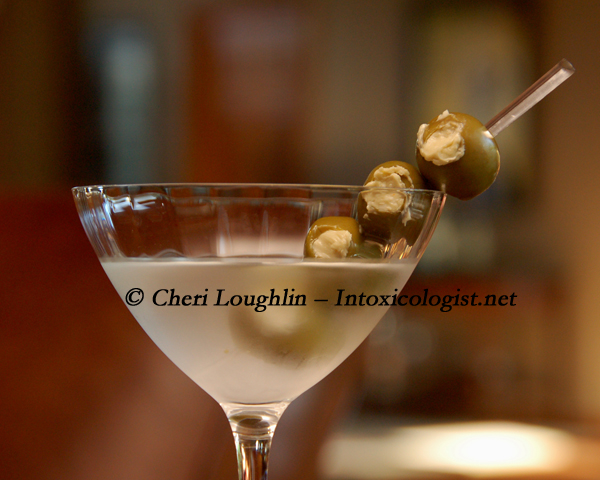 801 Special Blue Cheese Olives photo property of Cheri Loughlin