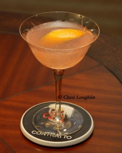 Cosmopolitan contemporary classic cocktail - photo copyright Cheri Loughlin
