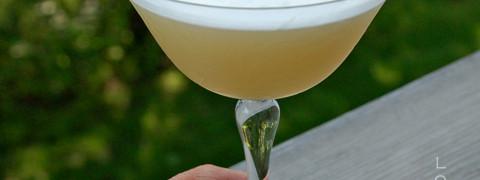Pisco Sour classic cocktail recipe