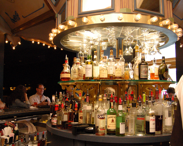 Carousel Bar New Orleans - photo copyright Cheri Loughlin