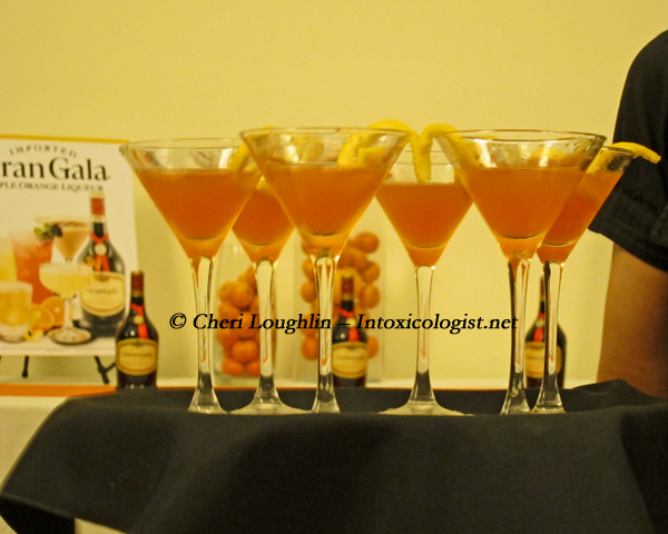 Chambeli Cocktail Served photo copyright Cheri Loughlin