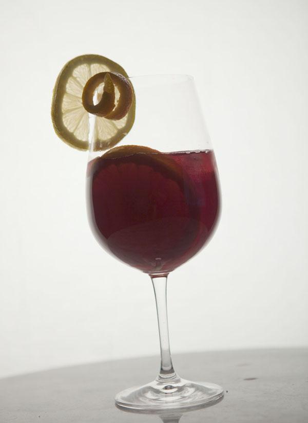 Chamomile Citrus Sangria