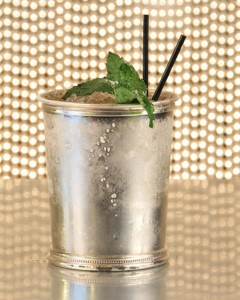 Creole Julep - photo courtesy Beam Global