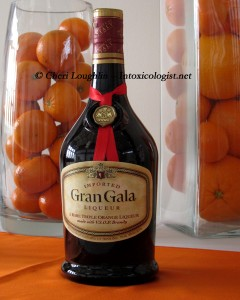 Gran Gala Triple Orange Liqueur photo copyright Cheri Loughlin