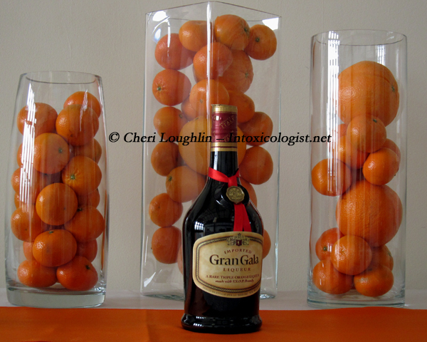 Gran Gala with Oranges photo copyright Cheri Loughlin