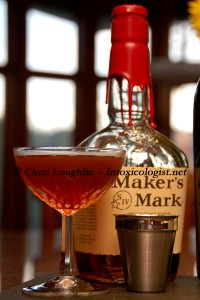 Makers Mark Manhattan photo copyright Cheri Loughlin