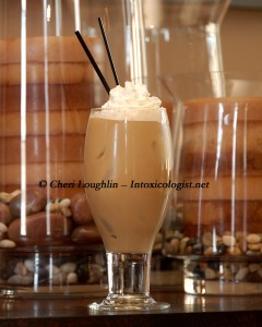 Nilla Frappe created by Cheri Loughlin - photo copyright Cheri Loughlin