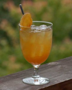 Rocky Mountain Ginger Crisp - Hiram Walker photo credit Cheri Loughlin