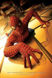 Spiderman Movie - photo from creative commons use site