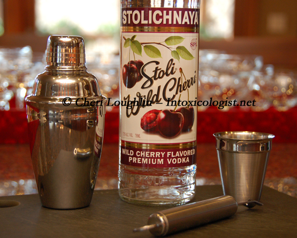 Stoli Wild Cherri for Review photo copyright Cheri Loughlin