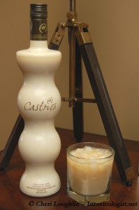 The Phantom Castries Peanut Creme Rum - photo property of Cheri Loughlin