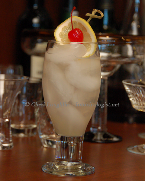 Vodka Collins photo copyright Cheri Loughlin