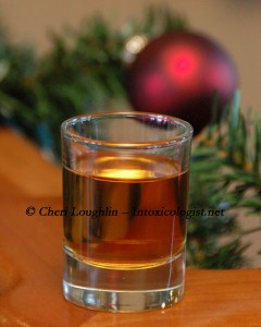 Almond Cookie Shot photo copyright Cheri Loughlin