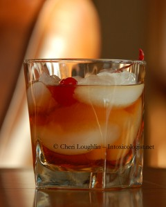 Stranahan's Manhattan - created by Cheri Loughlin photo property of Cheri Loughlin