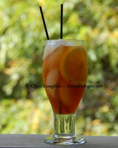 Gridiron Lemonade created by Cheri Loughlin photo copyright Cheri Loughlin