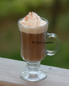Irish Mock-achino - Coffee Mocktail created by Cheri Loughlin - photo copyright Cheri Loughlin