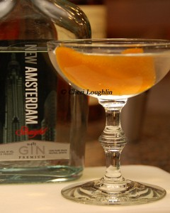 New Amsterdam Gin Martini - photo copyright Cheri Loughlin