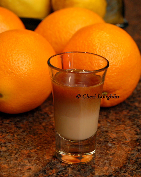 The Irish Hungarian Shot - created by cheri Loughlin - photo copyright Cheri Loughlin