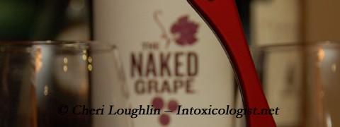 The Naked Grape Cork - photo copyright Cheri Loughlin