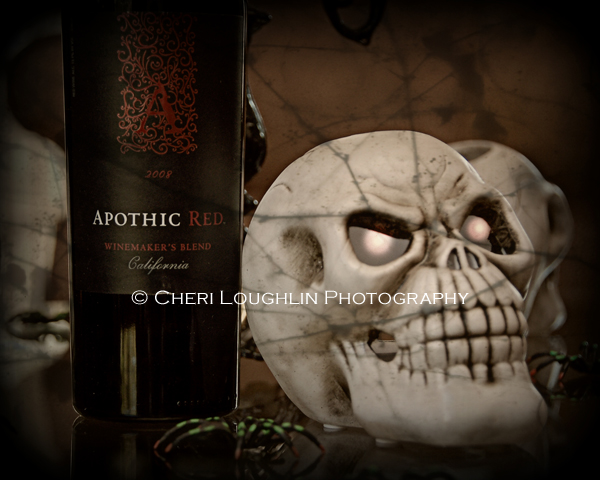 Apothic Red photo copyright Cheri Loughlin