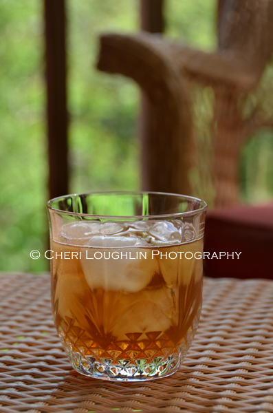 Rye & Ginger is a very popular drink with easily accessible ingredients. - photo by Cheri Loughlin, The Intoxicologist