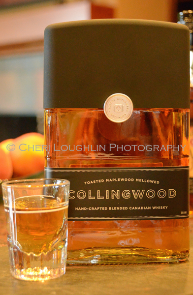 Collingwood Canadian Whisky Neat - photo copyright Cheri Loughlin