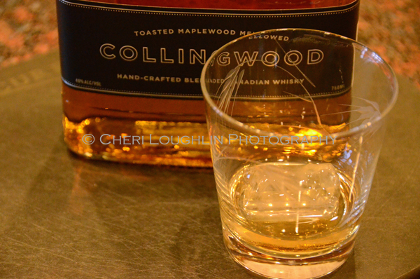 Collingwood Canadian Whisky Rocks  - photo copyright Cheri Loughlin