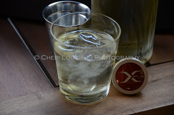 Excellia Tequila Reposado on the Rocks - photo copyright Cheri Loughlin