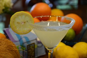 Lemon Drop - created by Cheri Loughlin - photo copyright Cheri Loughlin