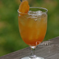 Rocky Mountain Ginger Crisp - Stranahan's Colorado Whiskey, Apricot Nectar, Ginger Liqueur, Sparkling Sake