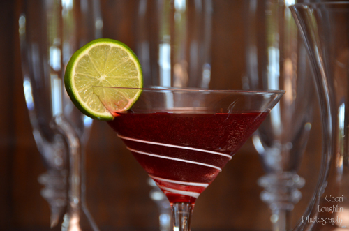 Barefoot Black Cherry Daiquiri - Cheri Loughlin Cocktail Development Services