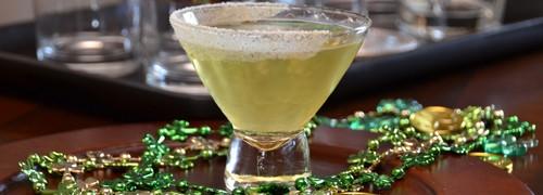 Barefoot Lucky Clover - Cheri Loughlin Cocktail Development Services