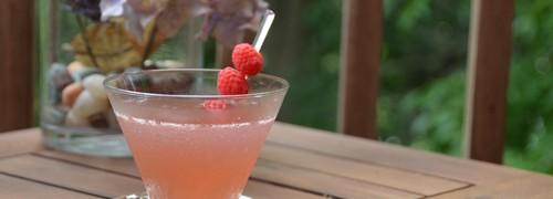 Barefoot Raspberry Lemonade - Cheri Loughlin Cocktail Development Services