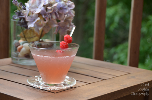 Barefoot Raspberry Lemonade - Cheri Loughlin Cocktail Development Services