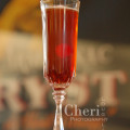 Call it Kismet utilizes Heering Cherry liqueur's deep cherry flavor with subtle chocolate notes then laces in rich coffee and lush vanilla. {Recipe & Photo credit: Mixologist Cheri Loughlin}