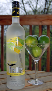 Three Olives Citrus photo copyright Cheri Loughlin